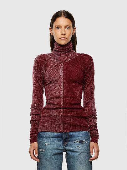 Diesel - M-ISABELLE, Brown - Knitwear - Image 1