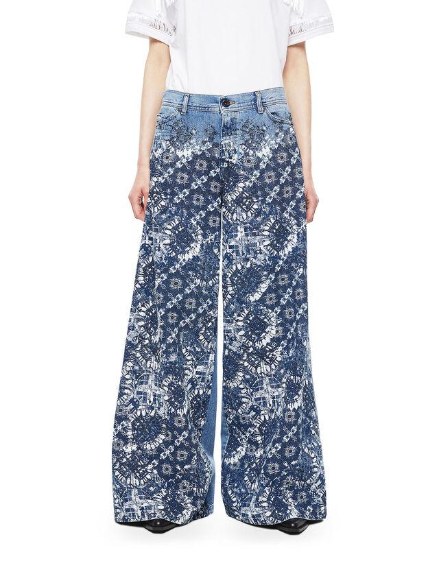 Diesel - TYPE-1908, Blue Jeans - Jeans - Image 1