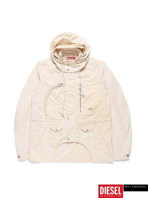 ACW-JK03, White - Denim Jackets