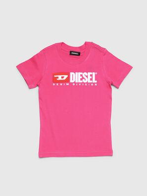 TJUSTDIVISIONB-R, Hot pink - T-shirts and Tops