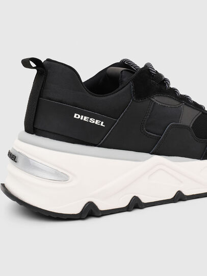 Diesel - S-HERBY LOW, Black - Sneakers - Image 5