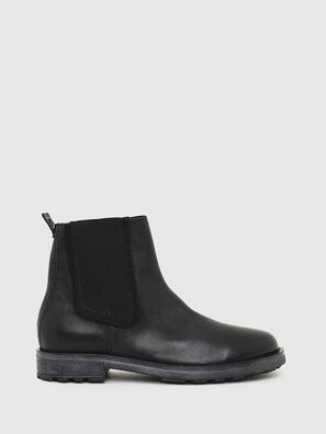 D-THROUPER CH, Black - Boots