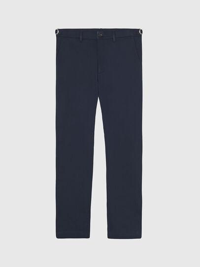 Diesel - P-JAX, Dark Blue - Pants - Image 1