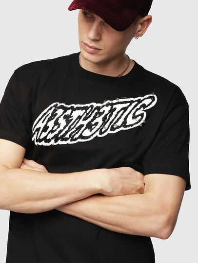 Diesel - T-WALLACE-YC,  - T-Shirts - Image 3