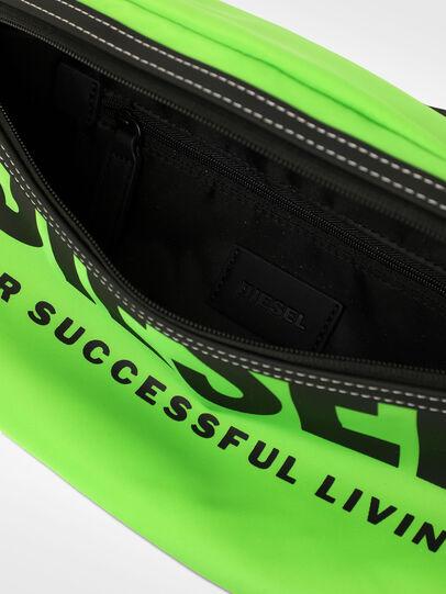 Diesel - BOLD MAXIBELT II, Green - Bags - Image 4