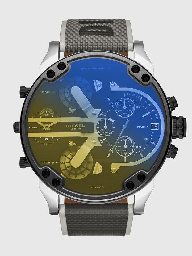 DZ7429, Grey - Timeframes