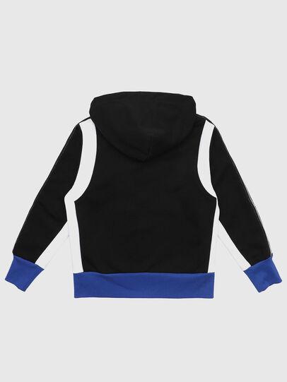 Diesel - SJHID OVER, Black - Sweaters - Image 2