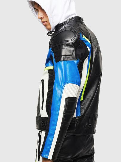 Diesel - ASTARS-LDUE,  - Leather jackets - Image 6