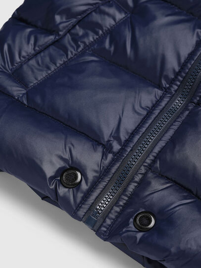 Diesel - JIANB, Dark Blue - Jackets - Image 3
