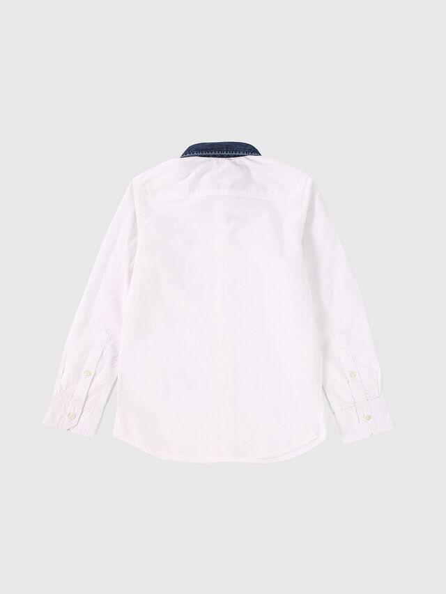 Diesel - CYMELDN, White - Shirts - Image 2