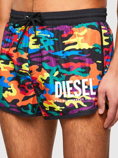 Diesel - BMBX-REEF-28, Multicolor - Swim shorts - Image 3