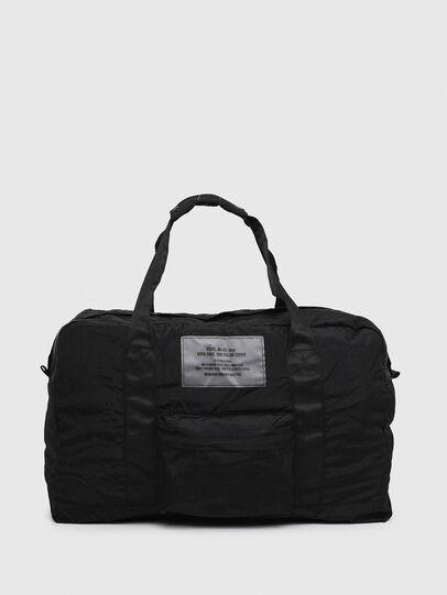 Diesel - DUPAK, Black - Travel Bags - Image 1
