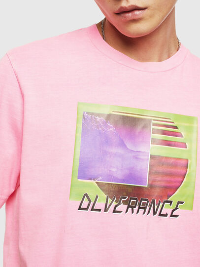 Diesel - T-JUST-NEON-S1,  - T-Shirts - Image 5
