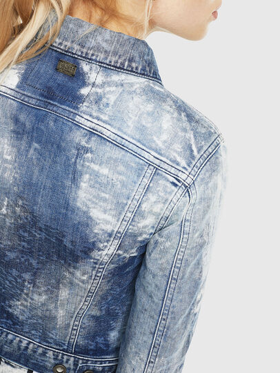 Diesel - D-LIMMY-T,  - Denim Jackets - Image 3