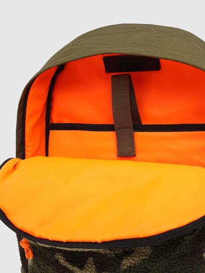 Diesel - MARMUT, Green Camouflage - Backpacks - Image 4