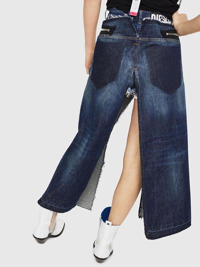 Diesel - DE-EVERY, Medium blue - Shorts - Image 2