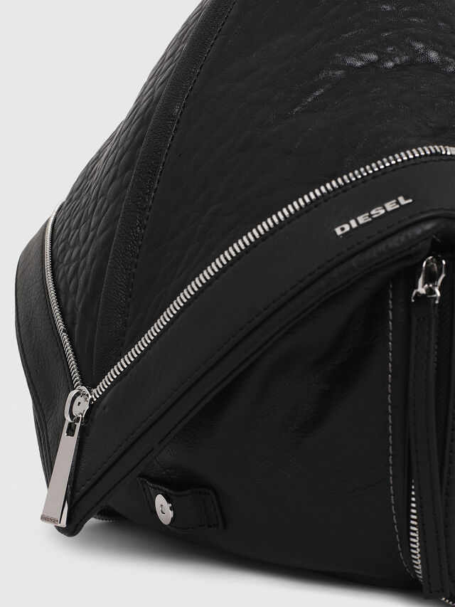 Diesel LE-MHONIC, Black - Backpacks - Image 6