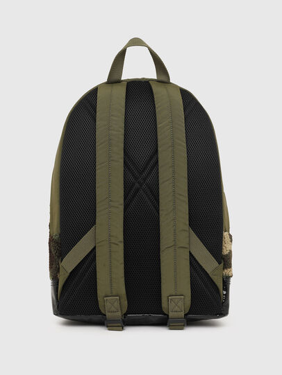 Diesel - MARMUT, Green Camouflage - Backpacks - Image 2