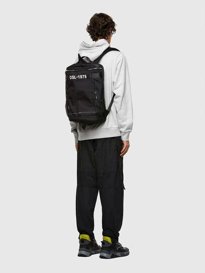 Diesel - PIEVE ZP, Black - Backpacks - Image 6