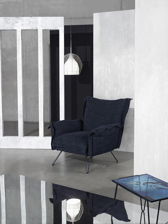 Diesel - DL0F55 CLOUDSCAPE, Blue - Armchairs - Image 1