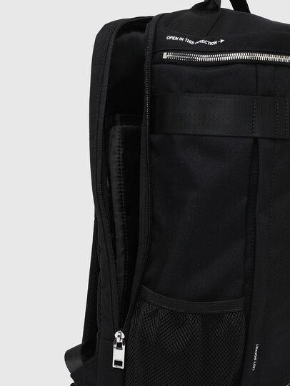Diesel - PIEVE ZP, Black - Backpacks - Image 5