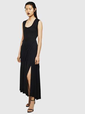 D-AQUARZ, Black - Dresses