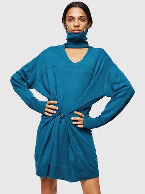 M-LILIA, Blue Marine - Dresses