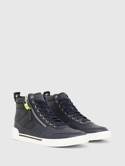 Diesel - S-DVELOWS, Dark Blue - Sneakers - Image 2
