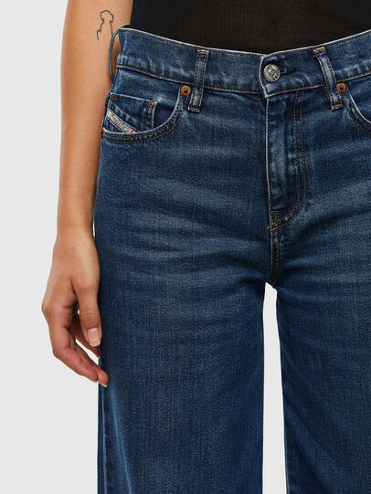 Diesel - D-Akemi 009KE, Medium blue - Jeans - Image 4