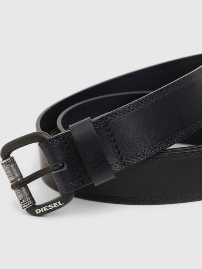 Diesel - B-STIK, Dark Blue - Belts - Image 2