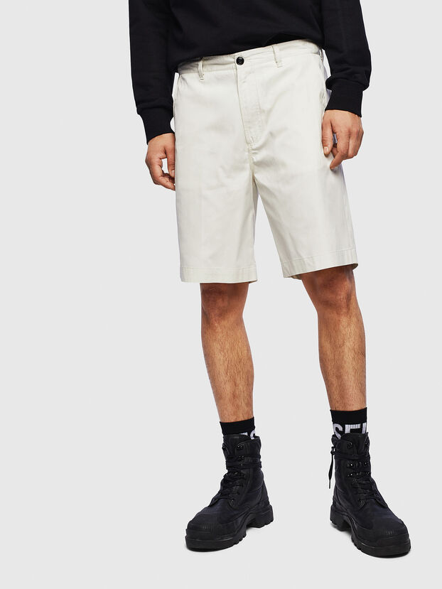 P-MATTHEW, White - Shorts