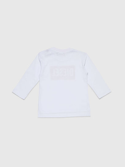 Diesel - TIRRIB, White - T-shirts and Tops - Image 2