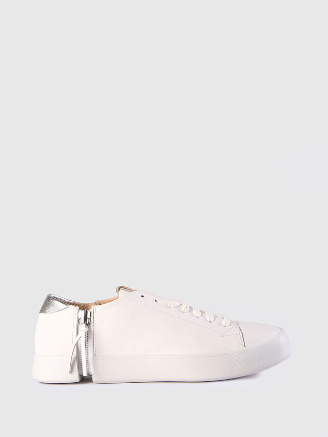 Diesel S-NENTISH LC W, White - Sneakers - Image 1