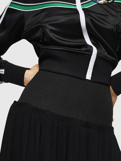 Diesel - O-TERUPE, Black - Skirts - Image 3
