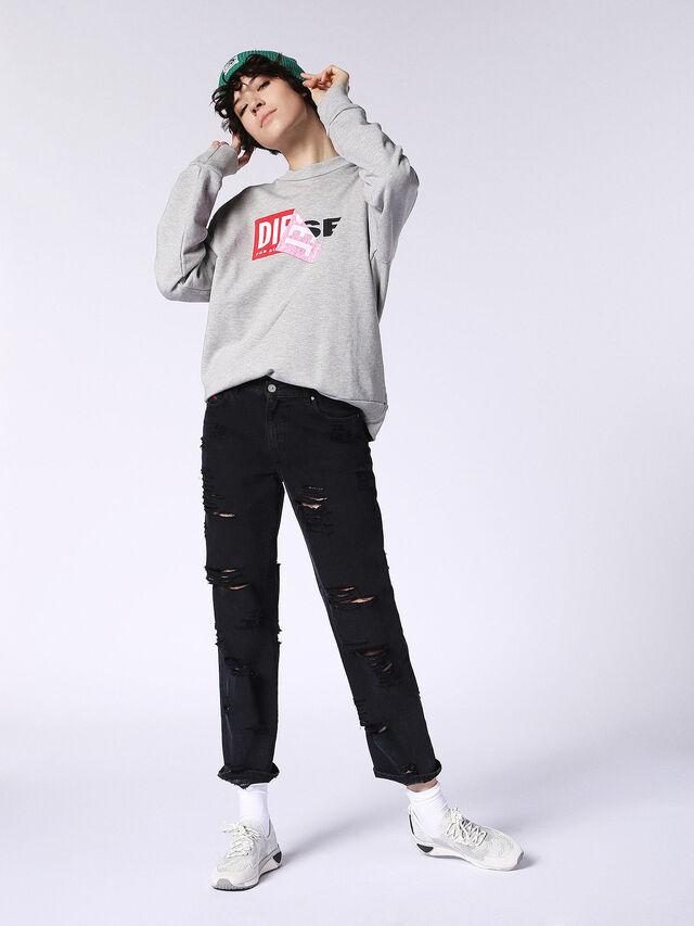 NICLAH 084NZ, Black Jeans