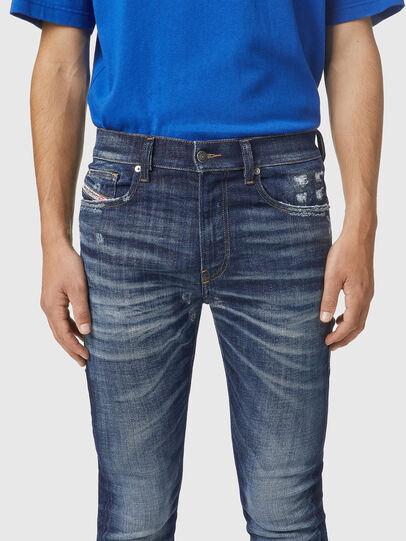Diesel - D-Amny 09A85, Dark Blue - Jeans - Image 3