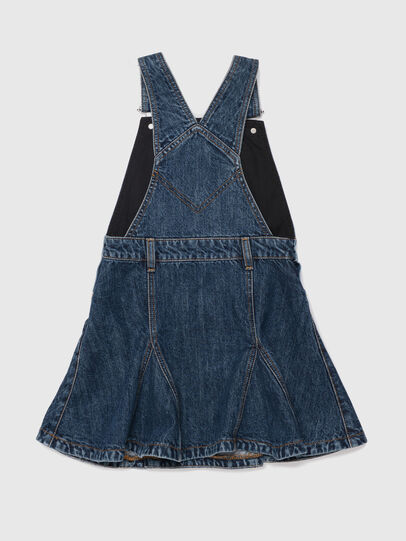 Diesel - DREBBI, Medium blue - Dresses - Image 2