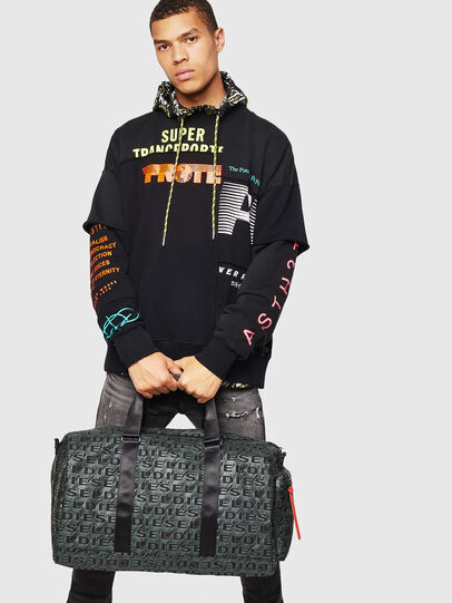 Diesel - F-DISCOVER DUFFLE,  - Travel Bags - Image 5
