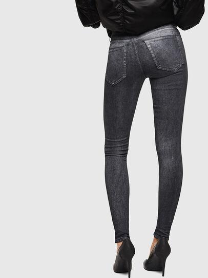 Diesel - Slandy 069JV, Dark grey - Jeans - Image 2