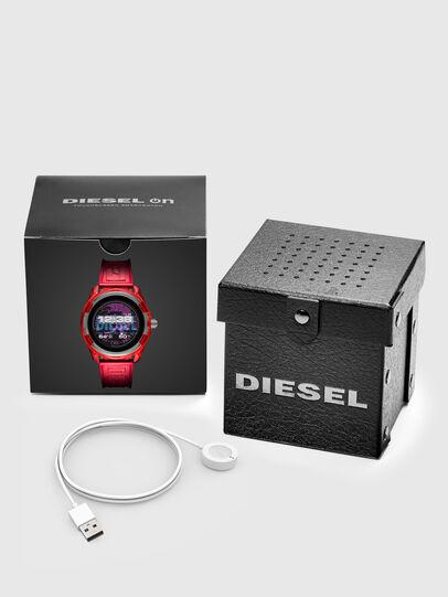 Diesel - DT2019, Red - Smartwatches - Image 5