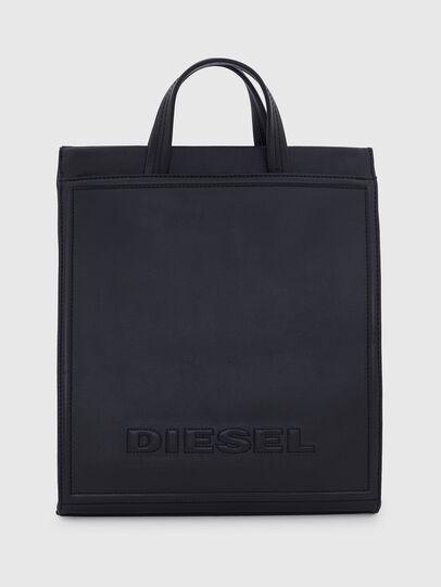 Diesel - AMETISTA, Black - Shopping and Shoulder Bags - Image 1