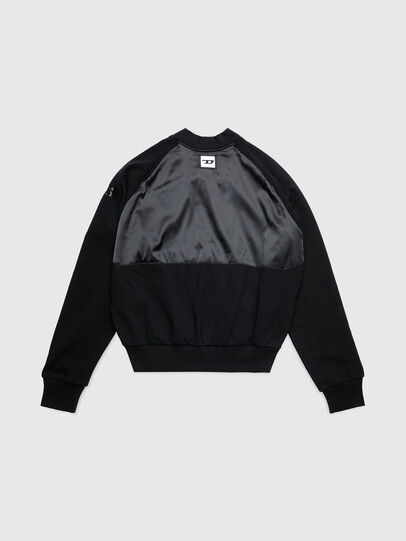 Diesel - UFLT-ABSAT, Black - Sweaters - Image 2