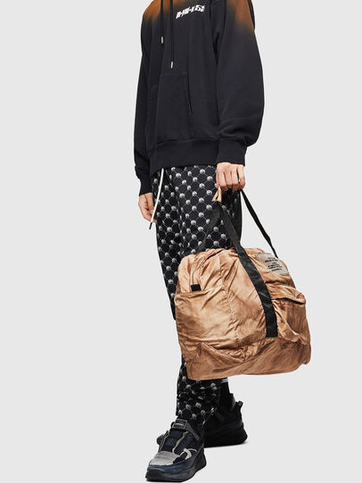 Diesel - DUPAK, Light Brown - Travel Bags - Image 7