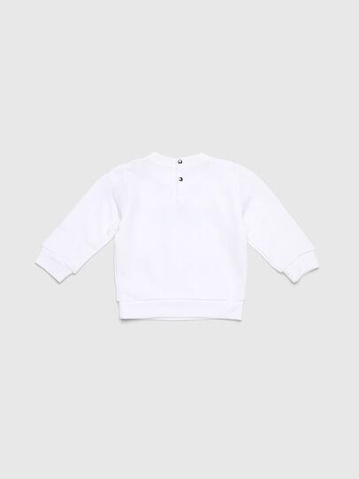 Diesel - SRALLYB, White - Sweaters - Image 2