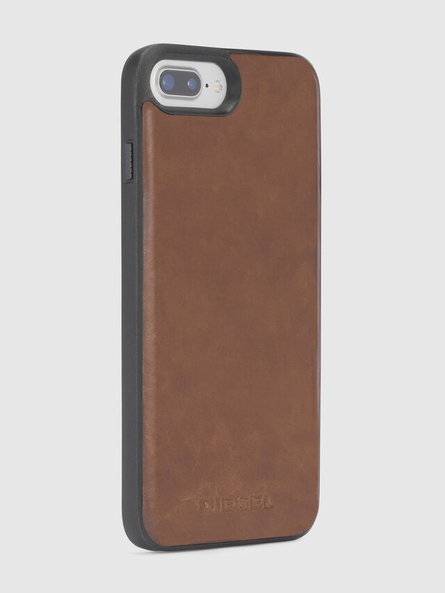 BROWN LEATHER IPHONE 8/7/6s/6 CASE, Brown