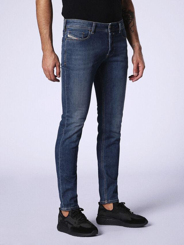 SLEENKER 0684K, Blue Jeans