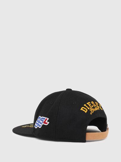 Diesel - C-VINTERY, Black - Caps - Image 2