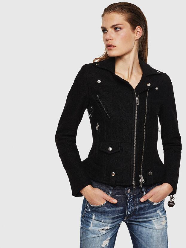 G-SINYA, Black - Jackets
