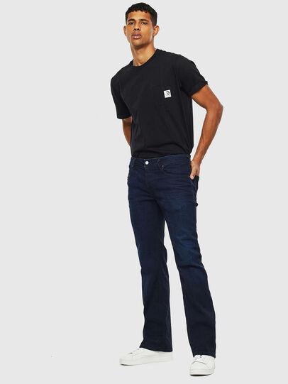 Diesel - Zatiny 0098I, Dark Blue - Jeans - Image 5