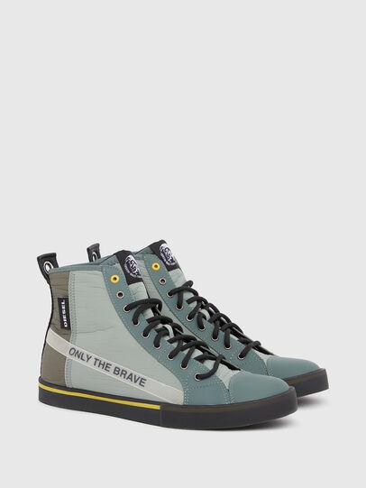 Diesel - S-DVELOWS ML, Grey/Blue - Sneakers - Image 2